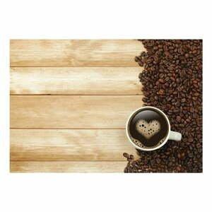 Vinylová predložka Coffee, 52×75cm