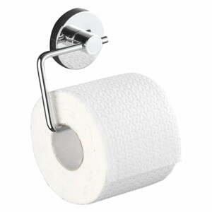 Samodržiaci držiak na toaletný papier Wenko Vacuum-Loc, nosnosť až 33kg