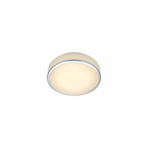 Biele stropné svietidlo Markslöjd Global, ⌀28 cm