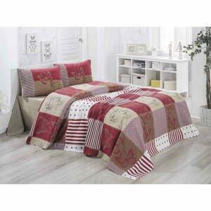 Ľahká prikrývka cez posteľ Butterly, 160×230cm