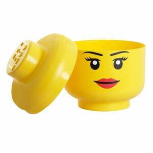 Úložný panáčik LEGO® Girl, ⌀24,2cm