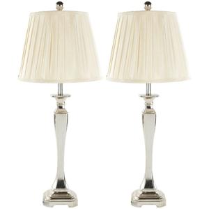 Sada 2 stolových lámp Safavieh Michelle