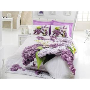 Bavlnené obliečky s plachtou na dvojlôžko Vilma, 200 × 220 cm