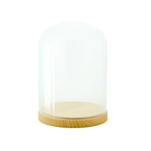 Sklenená vitrínka Wireworks Pleasure Dome Beech, 23cm