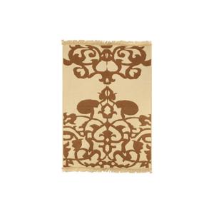 Hnedo-béžový koberec koberec Ya Rugs Agac, 120×180cm