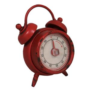 Minútka Antic Line Red timer