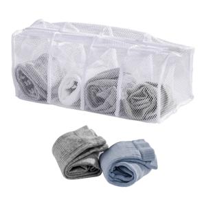 Biela sieťka na pranie ponožiek Wenko