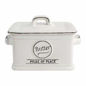 Biela nádoba na maslo T&G Woodware Pride of Place
