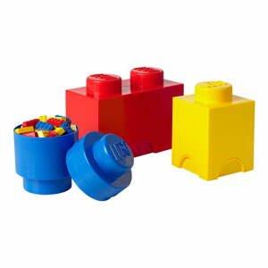 Sada 3 úložných boxov LEGO®