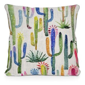 Obliečka na vankúš z mikrovlákna Surdic Cactus, 45×45 cm