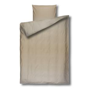Béžové posteľné obliečky Casa Di Bassi Yama, 155×200 cm