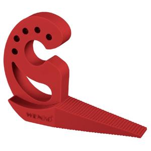 Červená univerzálna zarážka Wenko Multi-STOP