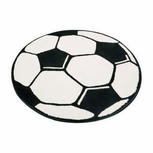 Detský koberec Hanse Home Football, ⌀200cm