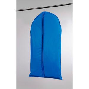 Modrý závesný obal na šaty Compactor Garment Marine ,, dĺžka 137 cm