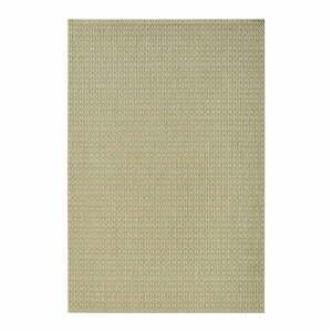 Zelený vonkajší koberec Bougari Coin, 140 x 200 cm