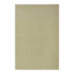 Zelený vonkajší koberec Bougari Coin, 200 x 290 cm