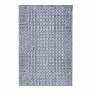 Modrý vonkajší koberec Bougari Coin, 200 x 290 cm