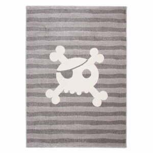 Detský koberec Nattiot Sweet Skull,120×170cm