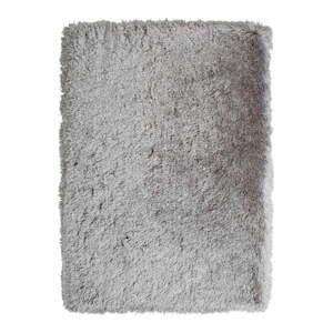 Svetlosivý ručne tuftovaný koberec Think Rugs Polar PL Light Grey, 120×170 cm