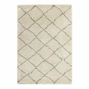 Sivo-krémový koberec Think rugs Royal Nomadic Cream & Grey, 120 x 170 cm