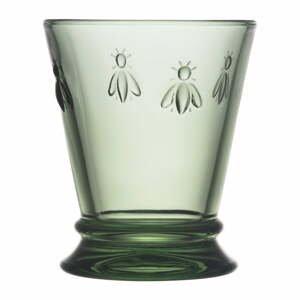 Zelený pohár La Rochère Abeille, 260 ml