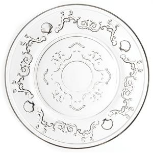 Sklenený tanier La Rochére Versailles, ⌀ 15 cm