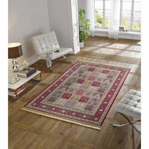 Červený koberec z viskózy Mint Rugs Precious, 160 x 230 cm