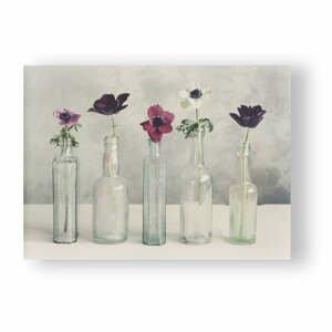 Obraz Graham&Brown Floral Row,70×50cm