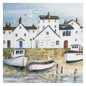 Obraz Graham&Brown Harbourside,50×50cm