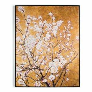 Ručne maľovaný obraz Graham&Brown Blossom, 70x90cm