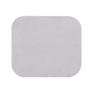 Biela predložka do kúpeľne Confetti Miami,55×57cm