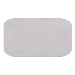 Biela podložka do kúpeľne Miami, 57×100cm