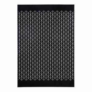 Čierny koberec Zala Living Twist, 160×230cm