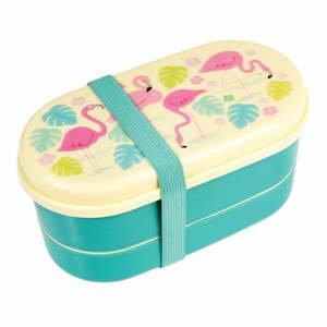 Obedový box Rex London Flamingo Bay