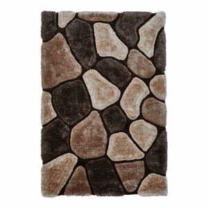 Béžovo-hnedý koberec Think Rugs Noble House, 150×230cm