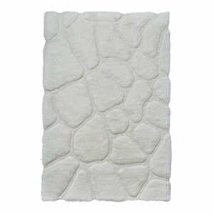 Krémový ručne viazaný koberec Think Rugs Noble House, 120×170cm