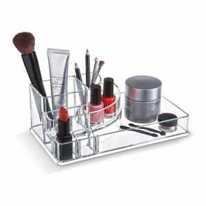 Veľký organizér na kozmetiku Domopak Make Up