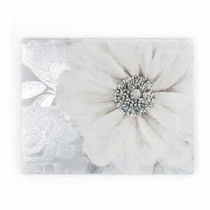 Obraz Graham&Brown Grey Bloom, 80×60cm