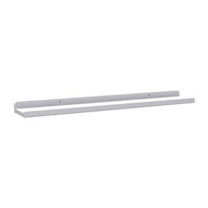 Biela polička na obrázky Rowico Metro, šírka 70 cm