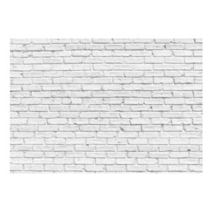 Biela veľkoformátová tapeta Bimago Stone, 350×245cm