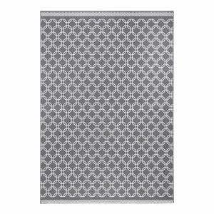 Sivý koberec Zala Living Chain, 160×230cm