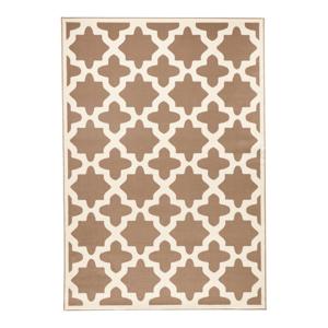 Béžový koberec Zala Living Noble, 70×140cm