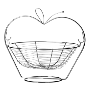Kovový stojan s košíkom Unimasa Orchard Apple