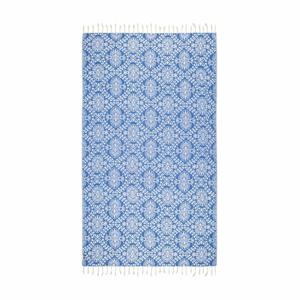 Modrá hammam osuška Kate Louise Bianca, 165×100cm
