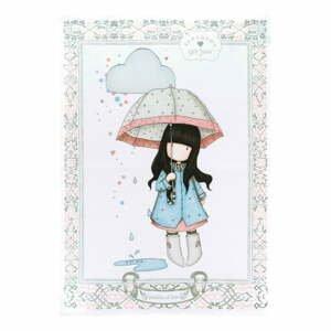 Utierka z bavlny Santoro London Gorjuss Puddles Of Love, 50 x 70 cm
