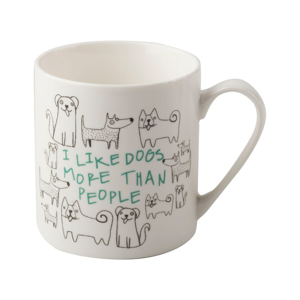 Porcelánový hrnček Creative Tops Dog, 300ml