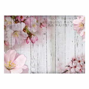 Veľkoformátová tapeta Bimago Apple Blossoms, 300×210 cm