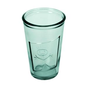 Číry pohár z recyklovaného skla Esschert Design Chlapec