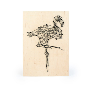 DIY obraz Really Nice Things Flamingo, 40×60 cm