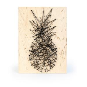 DIY obraz Really Nice Things Pineapple, 40×60 cm